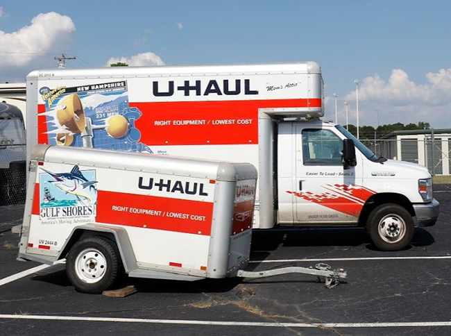 Moving Truck Rentals U Haul Trucks Storage Rentals Of America We get almost all listed most u haul areas inside states. storage rentals of america